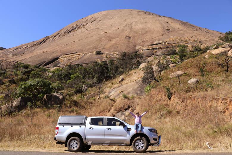 Sibebe Rock - Swaziland