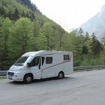Campervan Travel with a baby