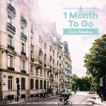 A month to go