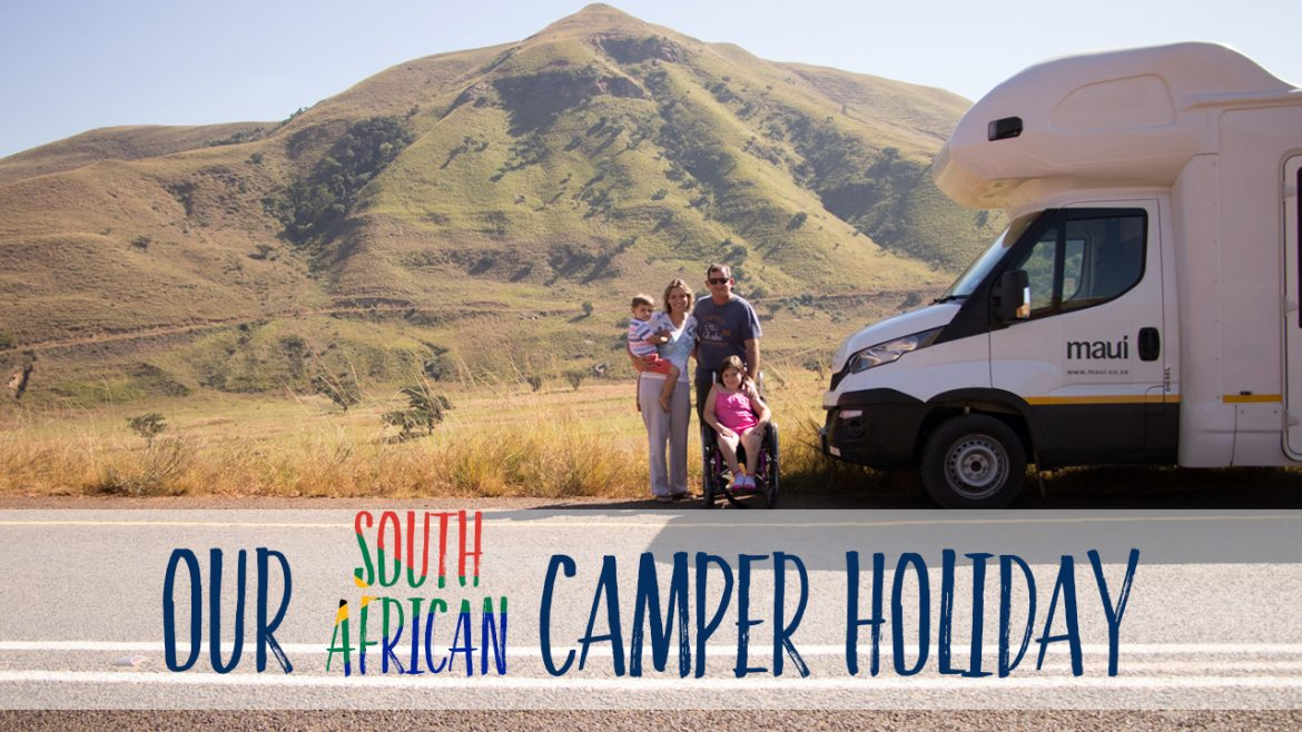 Our South African Camper Holiday