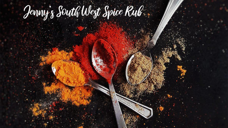 Jennys Spice Rub Recipe